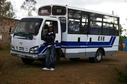 Riunione progetto Africa 2013