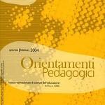 Orientamenti pedagogici