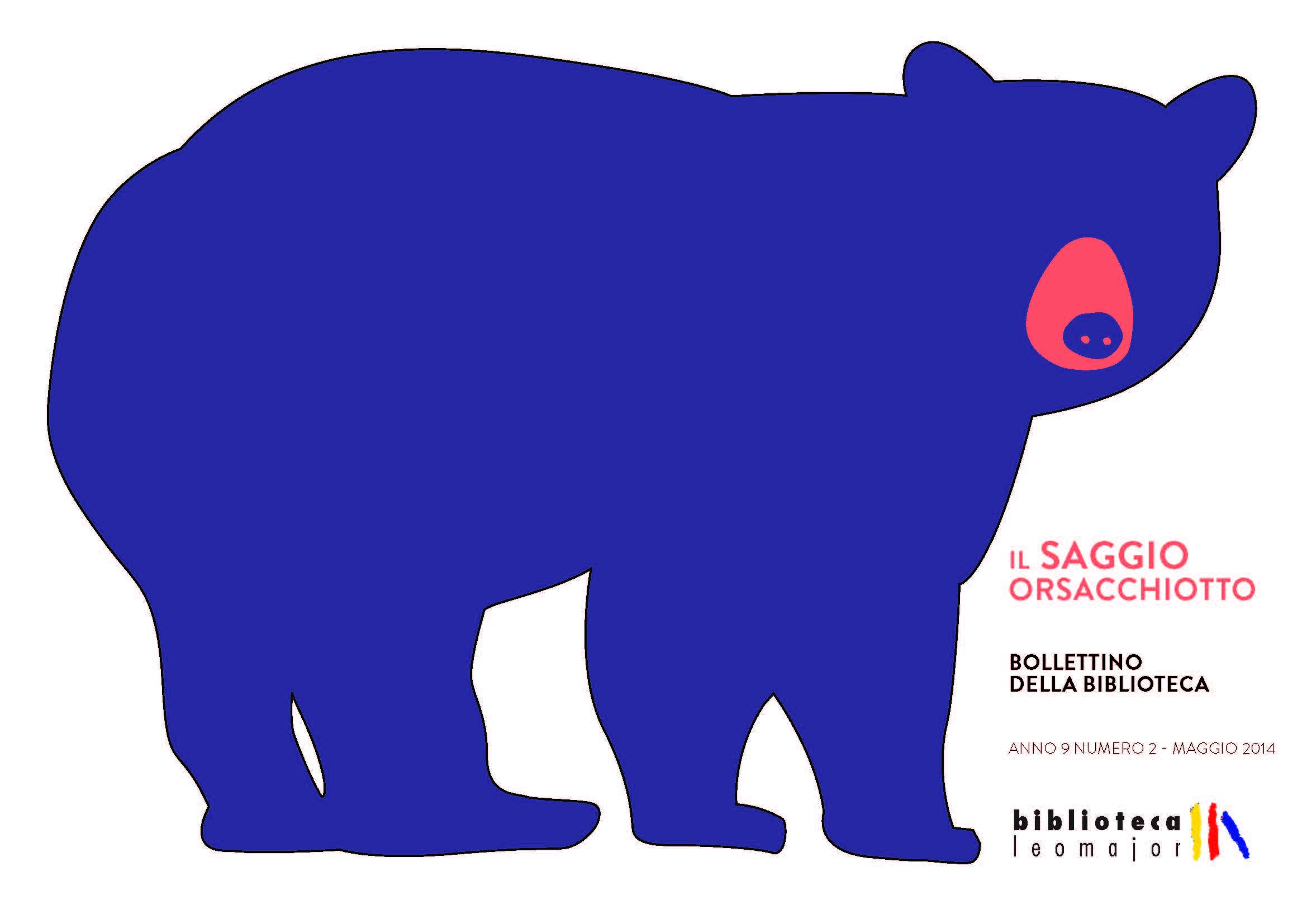 Il saggio orsacchiotto – giugno 2014