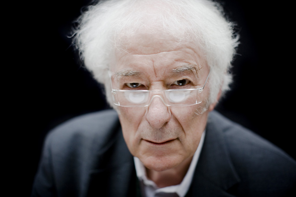 Seamus Heaney is an Irish poet, writer and lecturer who was awarded the Nobel Prize in Literature in 1995. He currently lives in Dublin. On the 18th March 2009 Heaney won the £40,000 David Cohen prize.  The prize, one of the most prestigious honours for living British writers, has been won in the past by Heaney's fellow Nobel laureates VS Naipaul and Harold Pinter. It is awarded biennially for a lifetime's excellence in literature.  © Felix Clay / eyevine  Contact eyevine for more information about using this image: T: +44 (0) 20 8709 8709 E: info@eyevine.com  http:///www.eyevine.com