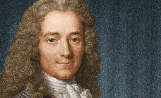 a biography of voltaire the french enlightenment philosopher