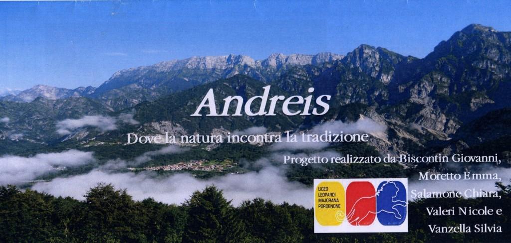 Progetto Andreis